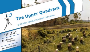 The Upper Quadrant - Issue #01